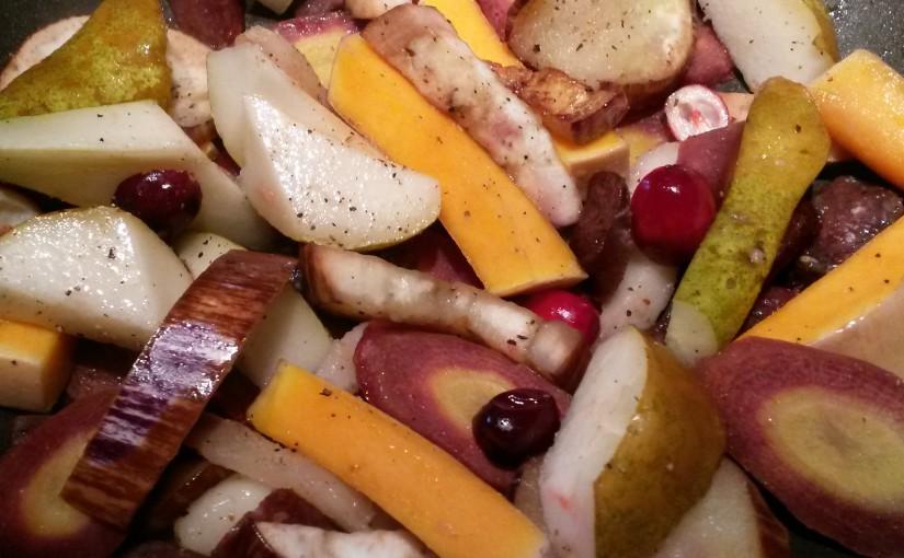 Gemüse und Obst – Date am Mittag ;-)